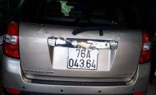 Bán Chevrolet Captiva LTZ đời 2008, màu vàng, nhập khẩu giá 333 triệu tại Quảng Ngãi