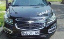 Bán Chevrolet Cruze sản xuất năm 2015, màu đen  giá 580 triệu tại Bạc Liêu