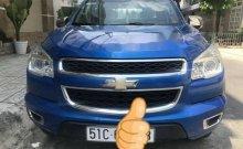 Cần bán Chevrolet Colorado LTZ đời 2015, màu xanh lam số tự động giá 565 triệu tại Tp.HCM