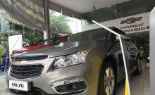 Bán xe Chevrolet Cruze đời 2018, màu xám, có sẵn giao liền giá 589 triệu tại Bạc Liêu