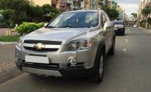 Cần bán xe Chevrolet Captiva LT sản xuất 2010, màu bạc, giá chỉ 365 triệu giá 365 triệu tại Tp.HCM