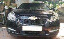 Bán xe Chevrolet Cruze LS sản xuất 2013, màu đen xe gia đình giá 400 triệu tại Hà Nội