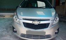 Cần bán gấp Chevrolet Spark 2014 số sàn, màu ghi bạc, xe chạy rất êm giá 217 triệu tại Tp.HCM