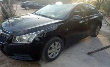 Cần bán lại xe Chevrolet Cruze đời 2010, màu đen   giá 285 triệu tại Quảng Bình