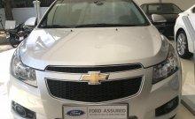 Bán Chevrolet Cruze LS 1.6L đời 2015, màu bạc, giá cả thương lượng giá 418 triệu tại Tp.HCM