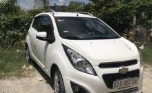 Cần bán Chevrolet Spark Zest năm sản xuất 2014, màu trắng xe gia đình giá 290 triệu tại Tp.HCM