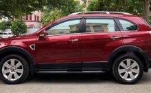 Cần bán xe Chevrolet Captiva Maxx LTZ 2011, màu đỏ giá 430 triệu tại Tp.HCM