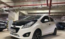 Bán Chevrolet Spark LS sản xuất năm 2015, màu trắng   giá 230 triệu tại Tp.HCM