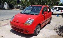 Bán Chevrolet Spark LT sản xuất 2008, màu đỏ  giá 135 triệu tại Đồng Tháp