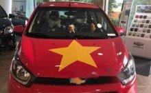 Bán ô tô Chevrolet Spark đời 2018, màu đỏ   giá 359 triệu tại Cà Mau