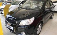 Bán ô tô Chevrolet Aveo đời 2018, màu đen, giá 459tr giá 459 triệu tại Đồng Tháp