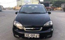 Bán ô tô Chevrolet Vivant CDX đời 2008, màu đen xe gia đình giá 168 triệu tại Hải Phòng