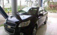 Cần bán Chevrolet Aveo đời 2018, màu đen giá 375 triệu tại Lai Châu
