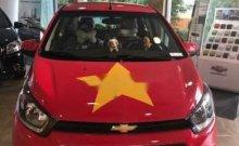 Bán ô tô Chevrolet Spark sản xuất 2018, màu đỏ, giá 359tr giá 359 triệu tại Cà Mau