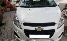 Cần bán xe Chevrolet Spark đời 2015 số sàn, màu trắng giá 217 triệu tại Tp.HCM