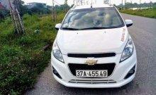 Bán Chevrolet Spark LT đời 2014, màu trắng, 228 triệu giá 228 triệu tại Nghệ An