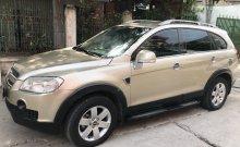 Bán ô tô Chevrolet Captiva 2.4LT đời 2007, màu vàng cát giá 260 triệu tại Thanh Hóa