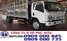 Xe tải Isuzu 8.2T Vĩnh Phát lắp ráp thùng dài 6m9 giá cực tốt tại tp.hcm giá 700 triệu tại Tp.HCM
