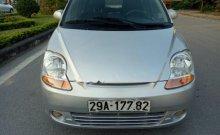 Cần bán Chevrolet Spark LT sản xuất và đăng ký 2011, xe màu bạc giá 135 triệu tại Hà Nội