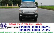 Xe nhỏ Dongben 770kg đời mới, giá xe tải Dongben dưới 1 tấn bao nhiêu giá 180 triệu tại Tp.HCM
