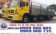 Giá xe tải Dongfeng 4 chân, xe tải thùng Dongfeng Hoàng Huy YC310 giá 1 tỷ 200 tr tại Tp.HCM