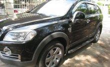 Bán Chevrolet Captiva 2010 số sàn, bản Max, màu đen cực kỳ đẹp giá 339 triệu tại Tp.HCM