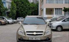 Bán Chevrolet Captiva 2.4LT đời 2008, màu vàng chính chủ giá 295 triệu tại Hà Nội