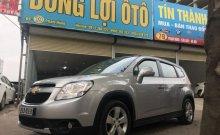Cần bán gấp Chevrolet Orlando LTZ đời 2015, màu bạc số tự động giá 550 triệu tại Hà Nội