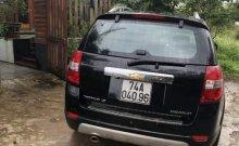 Bán Chevrolet Captiva đời 2008, màu đen số sàn giá 285 triệu tại Quảng Trị