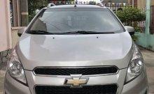 Bán lại Chevrolet Spark LT sản xuất năm 2014, màu bạc, số sàn  giá 230 triệu tại Đồng Nai