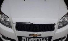 Bán Chevrolet Aveo LTZ 1.5 AT 2016, màu trắng như mới giá 320 triệu tại Tp.HCM