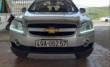 Bán ô tô Chevrolet Captiva 2.4 LT năm sản xuất 2009, màu bạc, chính chủ giá 335 triệu tại Lâm Đồng