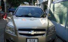 Bán Chevrolet Captiva LT năm 2007, màu vàng giá 268 triệu tại Tp.HCM