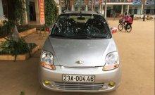 Bán Chevrolet Spark năm 2011, màu bạc, giá 130tr giá 130 triệu tại Hà Giang