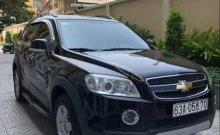 Cần bán xe Chevrolet Captiva LT năm sản xuất 2007, màu đen, máy móc zin 100% giá 260 triệu tại Tp.HCM
