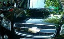 Chính chủ bán Chevrolet Captiva LT 2010, màu đen giá 347 triệu tại Bình Định