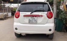 Cần bán lại xe Chevrolet Spark LT 0.8 MT đời 2009, màu trắng   giá 102 triệu tại Quảng Ninh