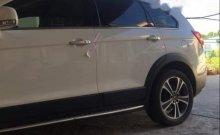 Gia đình bán Chevrolet Captiva LTZ 2016, màu trắng, xe nhập giá 610 triệu tại Trà Vinh