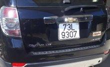 Bán Chevrolet Captiva LT 2.4 MT 2009, màu đen giá cạnh tranh giá 380 triệu tại Quảng Bình