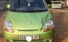 Xe Chevrolet Spark MT năm sản xuất 2009, màu xanh lam, nhập khẩu  giá 115 triệu tại An Giang