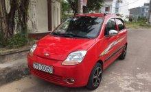 Bán xe Chevrolet Spark đời 2009, màu đỏ giá 105 triệu tại Bình Định