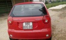 Bán xe Spark đời 2011, đi được 90000 km, màu đỏ giá 125 triệu tại Bắc Ninh