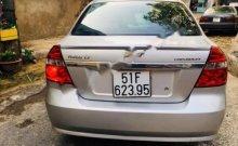 Bán Chevrolet Aveo LT số tay 5 chỗ, đăng ký 2016, màu bạc giá 280 triệu tại Tp.HCM
