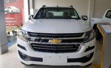 Bán ô tô Chevrolet Colorado đời 2018, màu trắng, nhập khẩu nguyên chiếc giá 604 triệu tại Gia Lai