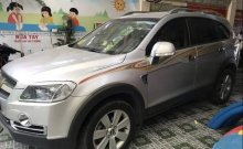 Cần bán Chevrolet Captiva Maxx LTZ sản xuất 2009, màu bạc giá 325 triệu tại Tp.HCM