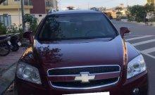 Gia đình cần bán xe Captiva LTZ 2009, số tự động, màu đỏ giá 293 triệu tại Tp.HCM