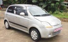 Cần bán gấp Chevrolet Spark Van năm 2009, màu bạc, nhập khẩu, chưa hề 1 lần đâm đụng giá 86 triệu tại Hà Tĩnh