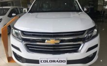 Cần bán Chevrolet Colorado LTZ năm sản xuất 2018, màu trắng, nhập khẩu giá 789 triệu tại Tp.HCM