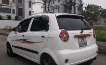 Bán Chevrolet Spark LT 0.8 MT đời 2008, màu trắng, xe gia đình giá 108 triệu tại Hải Dương