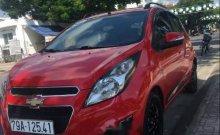 Xe Chevrolet Spark 1.2 LT đời 2016, màu đỏ, giá 275tr giá 275 triệu tại Khánh Hòa